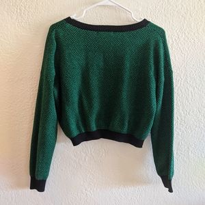 Mustard Seed Sweaters - ⭐ Vintage Inspired Animal Crop Sweater
